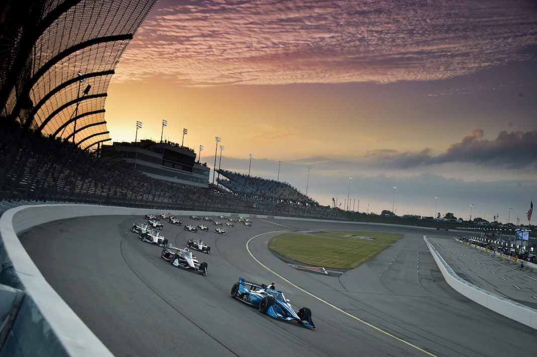 Iowa (FOTO: Chris Owens/INDYCAR)