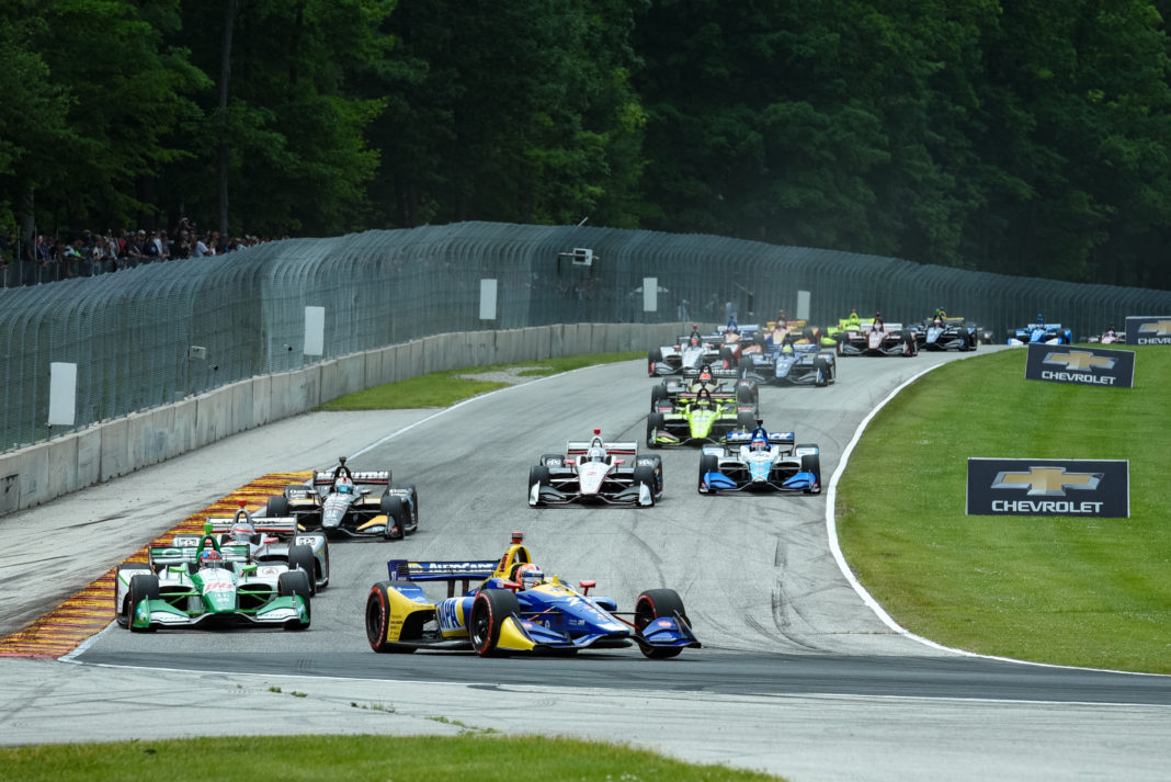 Road America (FOTO: James Black/INDYCAR)