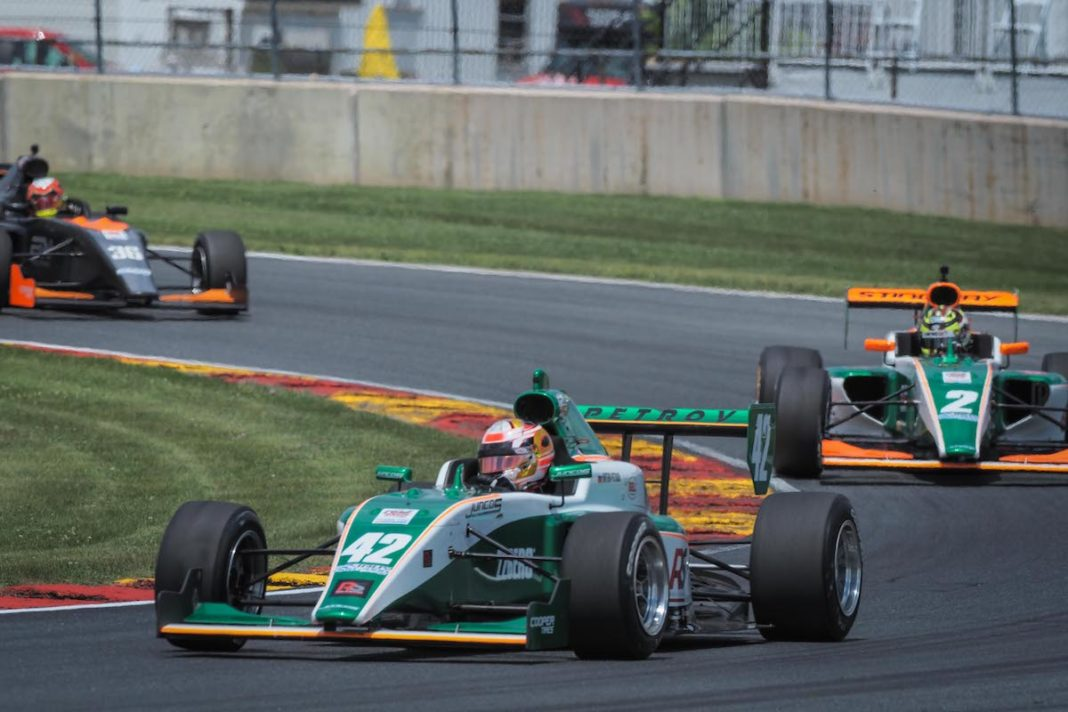 Juncos ganó en Indy Pro 2000 (FOTO: Road to Indy)