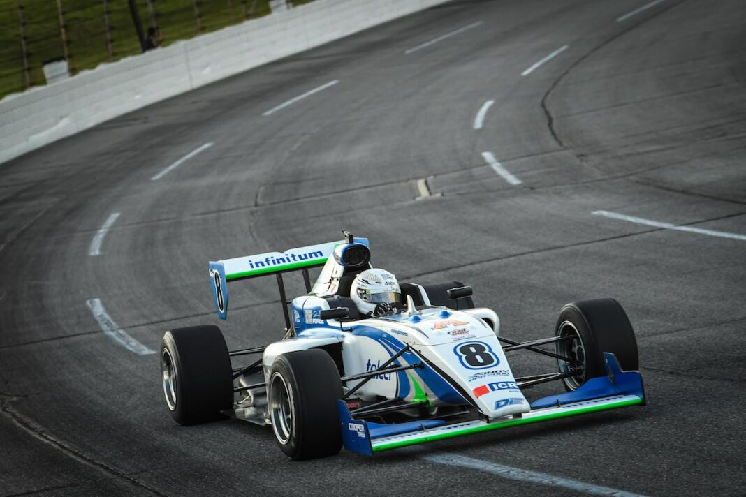 Sulaimán (FOTO: Road to Indy)