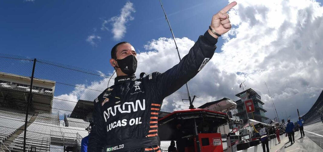 Castroneves: