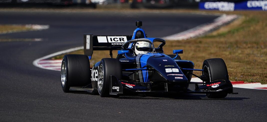 Sulaimán, sexto en debut en Indy Lights (FOTO: Gustavo Rosso/Patagonia Visual Solutions)